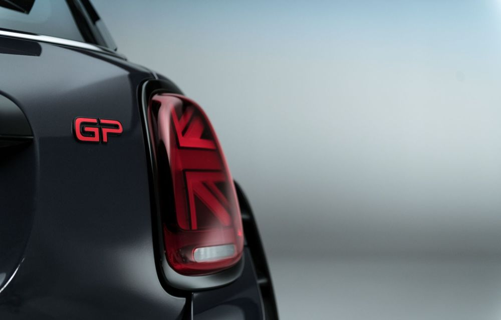 Mini a prezentat noul John Cooper Works GP: cel mai rapid model de serie al britanicilor are 306 CP și accelerează de la 0 la 100 km/h în 5.2 secunde - Poza 15