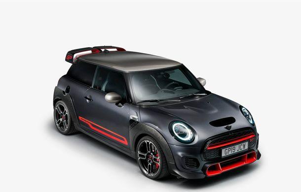 Mini a prezentat noul John Cooper Works GP: cel mai rapid model de serie al britanicilor are 306 CP și accelerează de la 0 la 100 km/h în 5.2 secunde - Poza 4