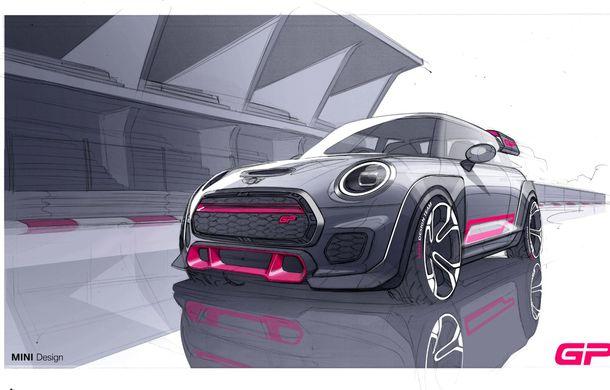 Mini a prezentat noul John Cooper Works GP: cel mai rapid model de serie al britanicilor are 306 CP și accelerează de la 0 la 100 km/h în 5.2 secunde - Poza 36