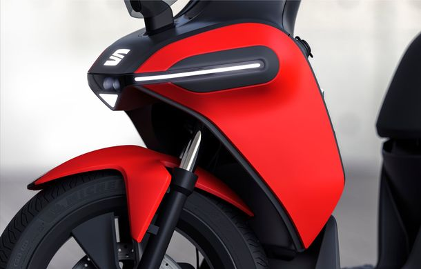 """Seat prezintă conceptul electric e-Scooter: autonomie de până la 115 km și baterie detașabilă care poate fi încărcată """"în casă"""" - Poza 6"""