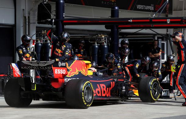 Video: Un nou record în Formula 1 pentru schimbul de pneuri: 1.82 secunde pentru mecanicii Red Bull - Poza 1