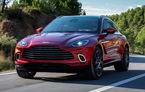 Aston Martin DBX este aici: primul SUV al constructorului britanic are motor V8 de 4.0 litri și 550 de cai putere și costă aproape 200.000 de euro