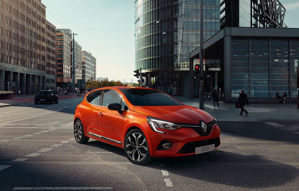 Prețuri pentru Renault Clio în România: noua generație pleacă de la 11.900 de euro - Poza 1