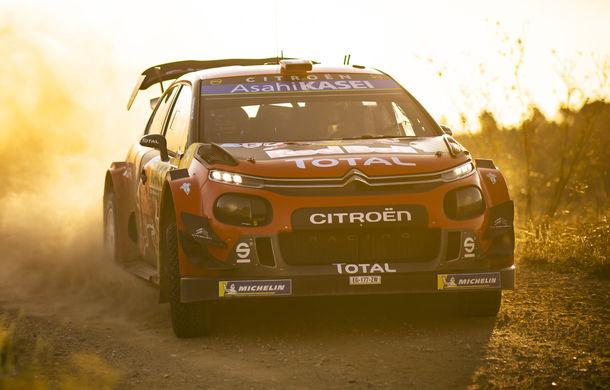 """Citroen se retrage din Campionatul Mondial de Raliuri: """"Decizia a fost luată din cauza plecării lui Ogier la Toyota"""" - Poza 1"""