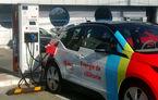 Proiectul NEXT-E continuă expansiunea: E.ON a instalat trei stații noi de încărcare rapidă pentru mașinile electrice în zona Capitalei