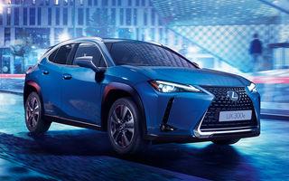 Lexus a prezentat noul UX 300e: primul model electric al companiei oferă peste 200 CP și autonomie de până la 400 de kilometri