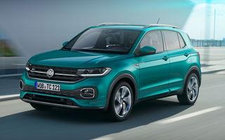 Motorizare nouă pentru Volkswagen T-Cross: SUV-ul german va fi disponibil cu motorul de 1.5 litri benzină de 150 CP