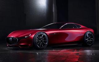 """Mazda nu renunță la """"visul"""" de la produce sportiva RX-9: """"Trebuie să combinăm motorul rotativ cu o tehnologie hibridă"""""""