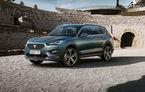 Seat Tarraco primește o versiune nouă: motor pe benzină de 150 CP și cutie automată cu șapte trepte