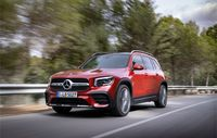 Test drive Mercedes-Benz GLB