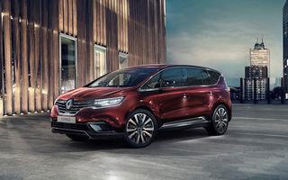Renault a prezentat Espace facelift: modelul producătorului francez va fi echipat cu tehnologii noi și motorizări îmbunătățite