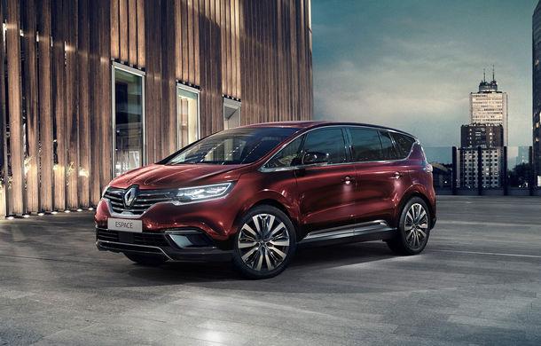 Renault a prezentat Espace facelift: modelul producătorului francez va fi echipat cu tehnologii noi și motorizări îmbunătățite - Poza 1