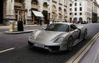 Porsche lucrează la un nou hypercar cu propulsie hibridă: lansare așteptată după 2023