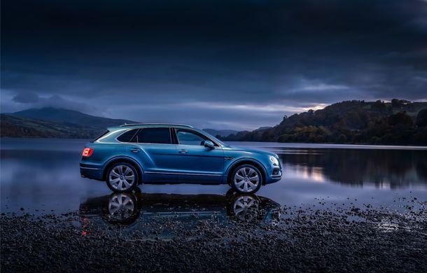 Versiuni noi pentru Bentley Bentayga: SUV-ul producătorului britanic va fi disponibil în variante cu patru sau șapte locuri - Poza 3
