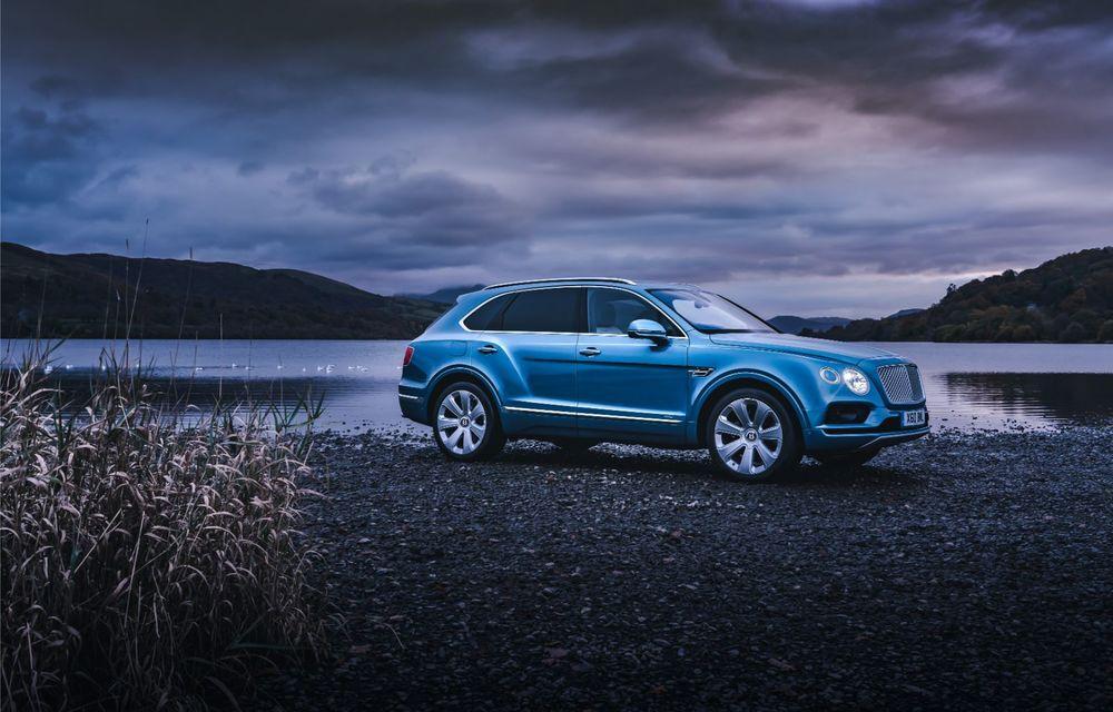 Versiuni noi pentru Bentley Bentayga: SUV-ul producătorului britanic va fi disponibil în variante cu patru sau șapte locuri - Poza 2