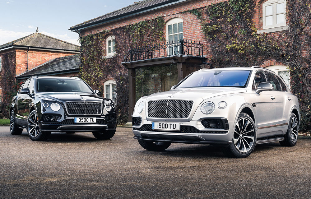 Versiuni noi pentru Bentley Bentayga: SUV-ul producătorului britanic va fi disponibil în variante cu patru sau șapte locuri - Poza 1