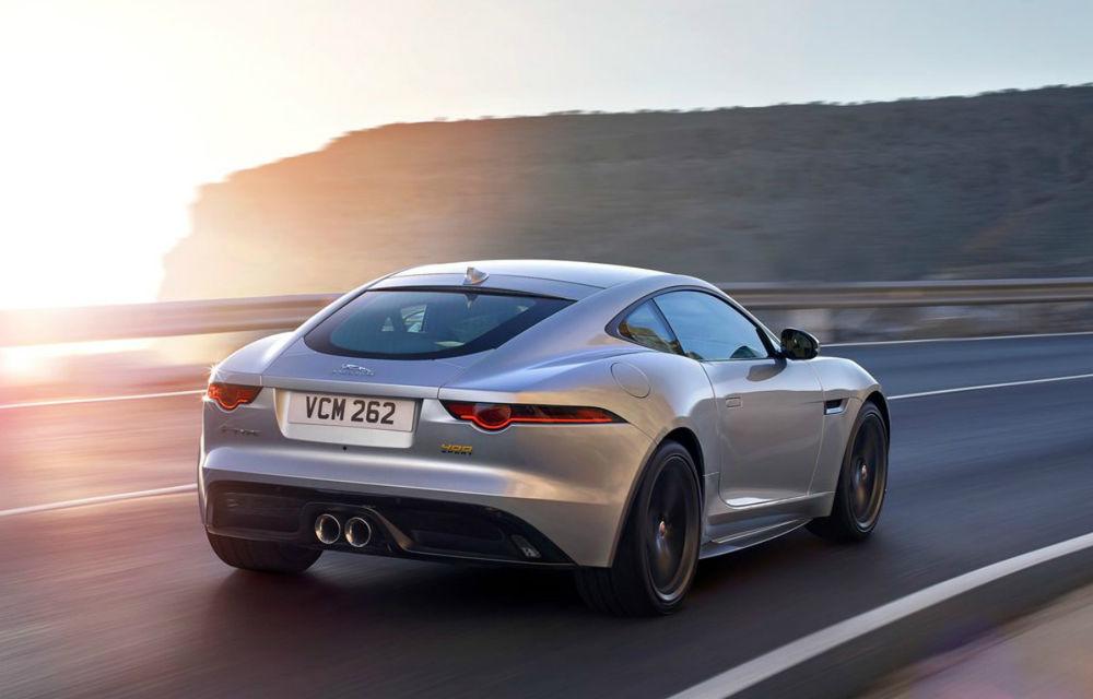 Teaser video pentru Jaguar F-Type facelift: sportiva va fi prezentată în 2 decembrie - Poza 1