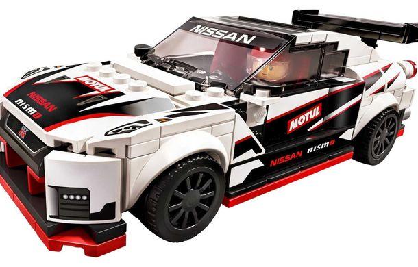 Nissan GT-R Nismo este oferit și în versiune Lego: pachetul conține 298 de piese și va fi disponibil din 2020 - Poza 4