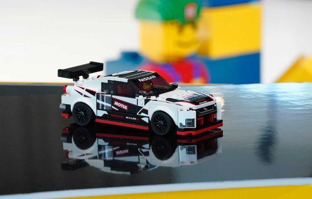 Nissan GT-R Nismo este oferit și în versiune Lego: pachetul conține 298 de piese și va fi disponibil din 2020 - Poza 2