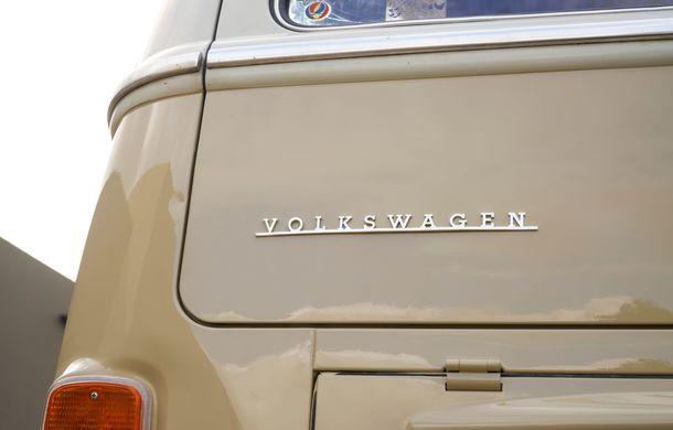Un Volkswagen Type 2 din 1972 a fost transformat în vehicul electric: motor de 136 de cai putere și autonomie de 200 de kilometri - Poza 10