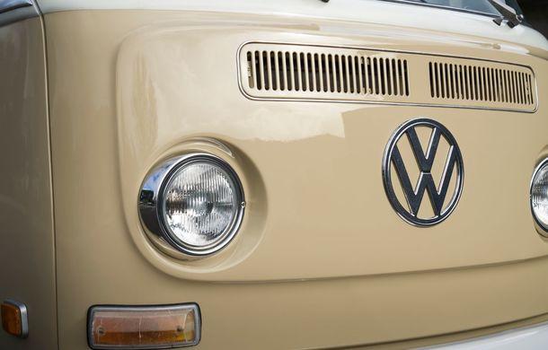 Un Volkswagen Type 2 din 1972 a fost transformat în vehicul electric: motor de 136 de cai putere și autonomie de 200 de kilometri - Poza 8