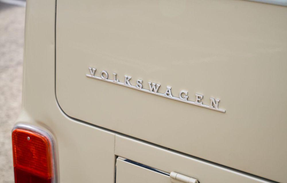 Un Volkswagen Type 2 din 1972 a fost transformat în vehicul electric: motor de 136 de cai putere și autonomie de 200 de kilometri - Poza 9