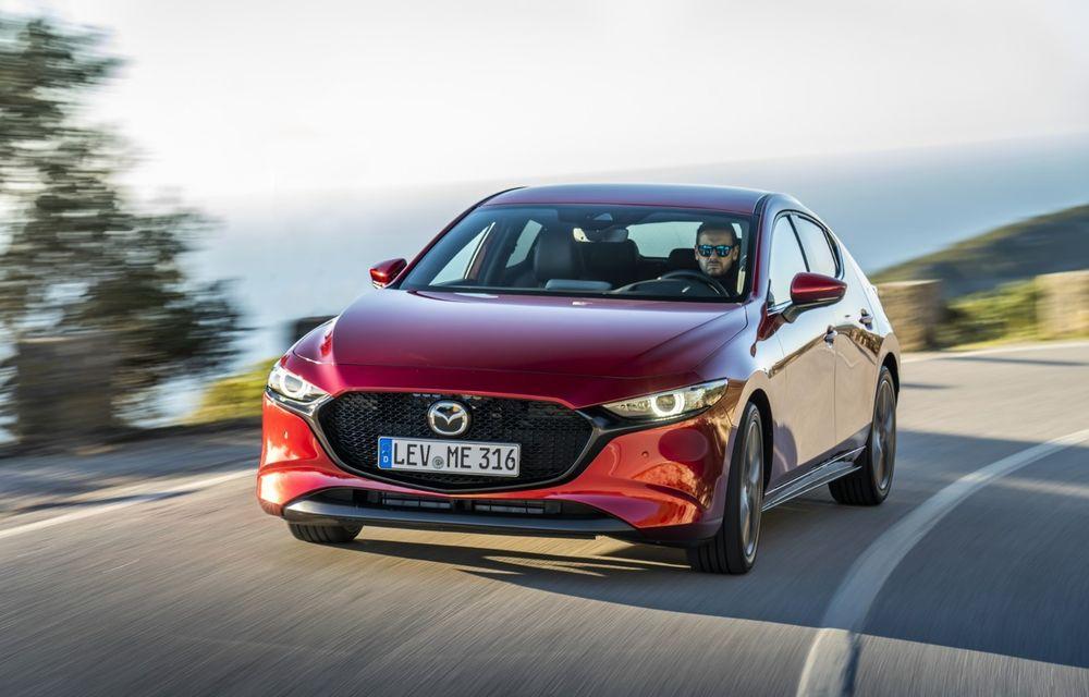 """Mazda, surprinsă de cererea peste așteptări pentru motorul Skyactiv-X: """"60% dintre clienții Mazda 3 au ales această unitate"""" - Poza 1"""
