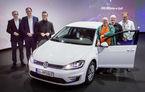 Volkswagen e-Golf a atins pragul de 100.000 de unități vândute: performanța, la 5 ani de la debutul producției
