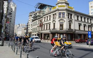 Codul Rutier a fost modificat: unele amenzi pentru bicicliști au fost reduse pentru a încuraja transportul alternativ