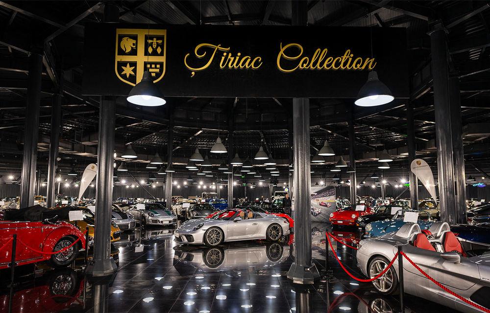Țiriac Collection s-a îmbogățit cu două exemplare ale ediției limitate Porsche 911 Speedster - Poza 1