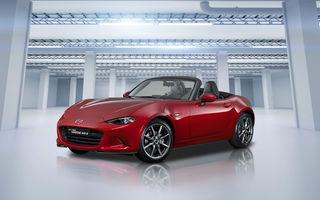Viitoarea generație Mazda MX-5 ar putea avea versiune hibridă: schimbarea, necesară pentru respectarea testelor de emisii