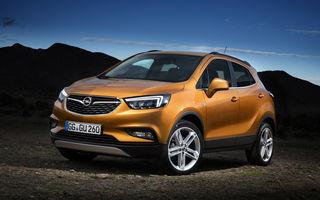 Opel a încetat producția SUV-ului Mokka X: viitoarea generație apare la sfârșitul anului 2020 și va fi construită pe platforma lui Peugeot 2008