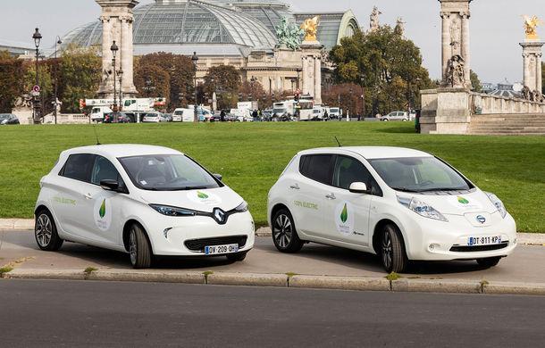 Detalii despre noile planuri ale Alianței Renault-Nissan: o platformă comună pentru mașini electrice - Poza 1