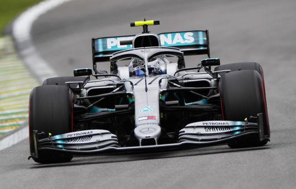 Bottas, cel mai rapid în antrenamentele de vineri din Abu Dhabi: sesiuni cu accidente pentru Vettel și Leclerc - Poza 1