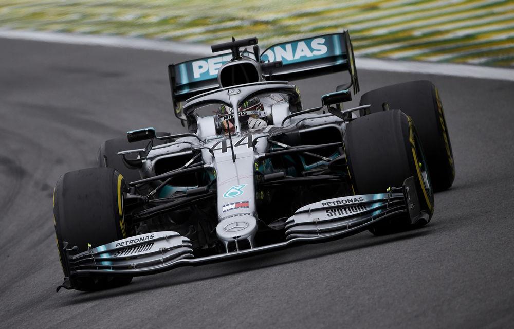 Hamilton, pole position în Abu Dhabi în fața lui Bottas și Verstappen! Leclerc și Vettel, doar locurile 4 și 5 - Poza 1