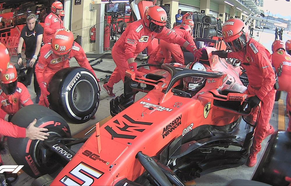 Hamilton încheie sezonul 2019 al Formulei 1 cu o victorie la Abu Dhabi! Verstappen și Leclerc completează podiumul - Poza 2