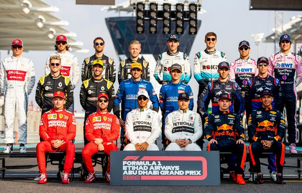 Hamilton încheie sezonul 2019 al Formulei 1 cu o victorie la Abu Dhabi! Verstappen și Leclerc completează podiumul - Poza 6
