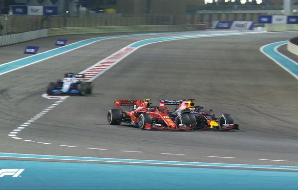 Hamilton încheie sezonul 2019 al Formulei 1 cu o victorie la Abu Dhabi! Verstappen și Leclerc completează podiumul - Poza 3