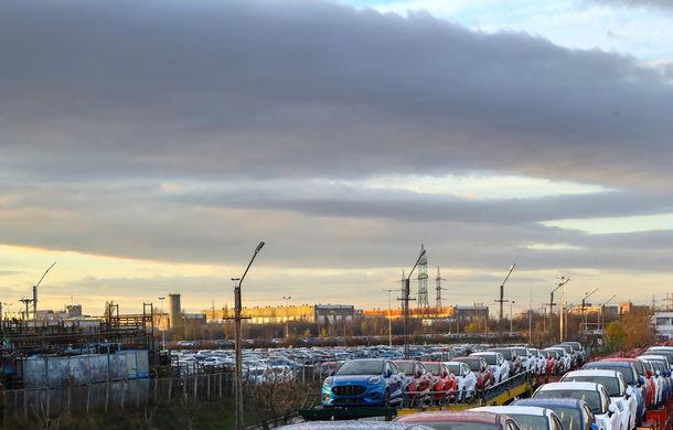 Ford a început să exporte SUV-ul Puma produs la Craiova: primele 300 de unități vor ajunge cu trenul în Olanda - Poza 7