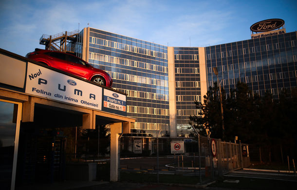 Ford a început să exporte SUV-ul Puma produs la Craiova: primele 300 de unități vor ajunge cu trenul în Olanda - Poza 6