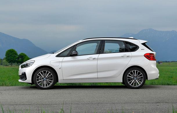 Detalii despre viitorul BMW Seria 2 Active Tourer: monovolumul german va prelua elemente de design de pe actualul Seria 1 - Poza 1