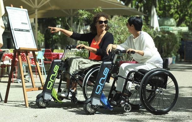 Renault se implică în dezvoltarea unui mijloc de transport electric pentru persoane cu dizabilități - Poza 2
