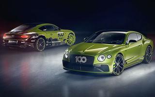 Bentley lansează o ediție specială Continental GT pentru a celebra recordul de la Pikes Peak: britanicii vor produce doar 15 exemplare