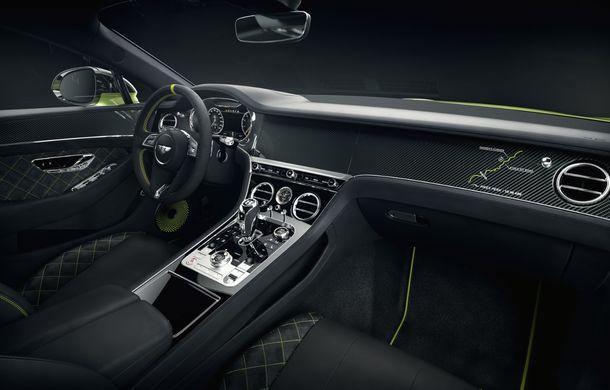 Bentley lansează o ediție specială Continental GT pentru a celebra recordul de la Pikes Peak: britanicii vor produce doar 15 exemplare - Poza 7