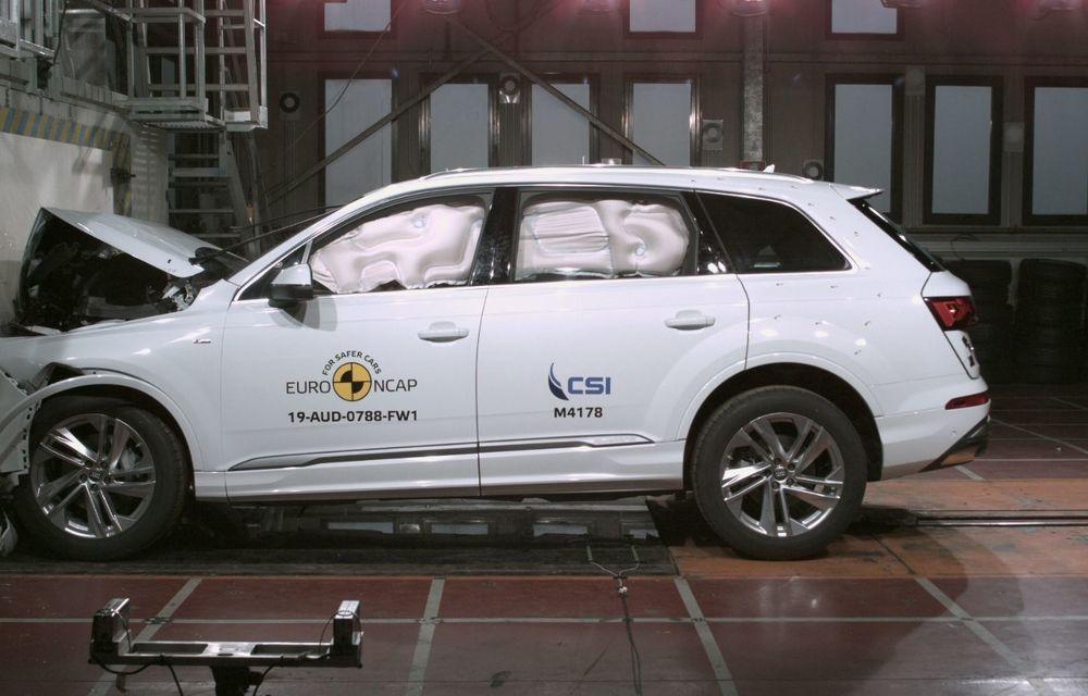 Euro NCAP: 12 modele testate în cea mai nouă sesiune. 5 stele pentru Octavia, Captur, Kuga, Taycan și Model X, 4 stele pentru Peugeot 2008 - Poza 3