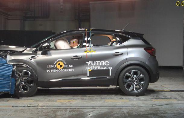 Euro NCAP: 12 modele testate în cea mai nouă sesiune. 5 stele pentru Octavia, Captur, Kuga, Taycan și Model X, 4 stele pentru Peugeot 2008 - Poza 21