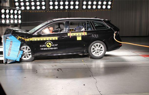 Euro NCAP: 12 modele testate în cea mai nouă sesiune. 5 stele pentru Octavia, Captur, Kuga, Taycan și Model X, 4 stele pentru Peugeot 2008 - Poza 14