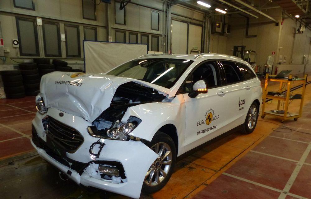 Euro NCAP: 12 modele testate în cea mai nouă sesiune. 5 stele pentru Octavia, Captur, Kuga, Taycan și Model X, 4 stele pentru Peugeot 2008 - Poza 8