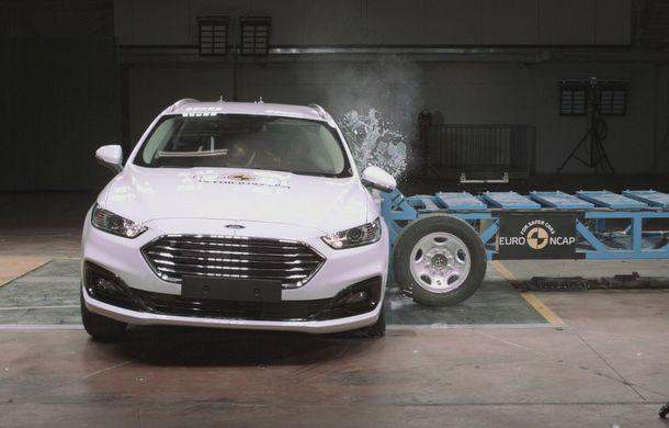 Euro NCAP: 12 modele testate în cea mai nouă sesiune. 5 stele pentru Octavia, Captur, Kuga, Taycan și Model X, 4 stele pentru Peugeot 2008 - Poza 7