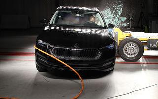 Euro NCAP: 12 modele testate în cea mai nouă sesiune. 5 stele pentru Octavia, Captur, Kuga, Taycan și Model X, 4 stele pentru Peugeot 2008